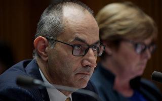 澳國安官員:台海衝突風險高 須做好應對準備