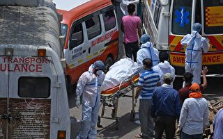 印度疫情恶化 白宫:将资助逾亿美元物资