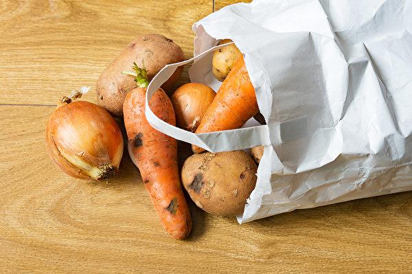 吃下發霉食物會引起腸胃炎,甚至增加癌症風險,4種情況都不能食用。(Shutterstock)