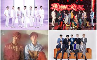 日本票选K-POP男团人气榜 BTS夺冠SJ也入选