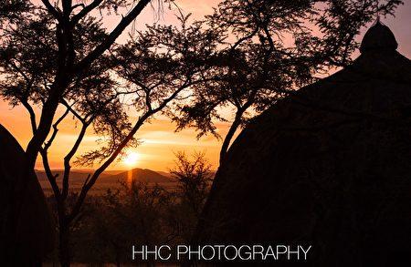 行行攝攝看世界, 非洲