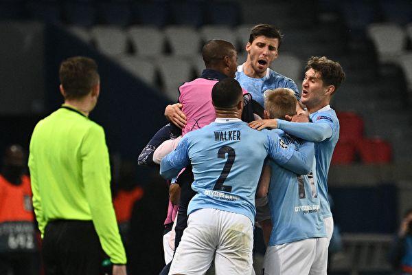 歐冠半決賽首回合:曼城和切爾西搶佔先機
