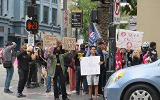 洛杉矶 一个自由派城市的现状