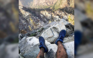 绝境中传出最后风景照 迷路登山客离奇获救