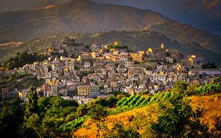 风景如画 意大利西西里岛小镇房只卖一欧元