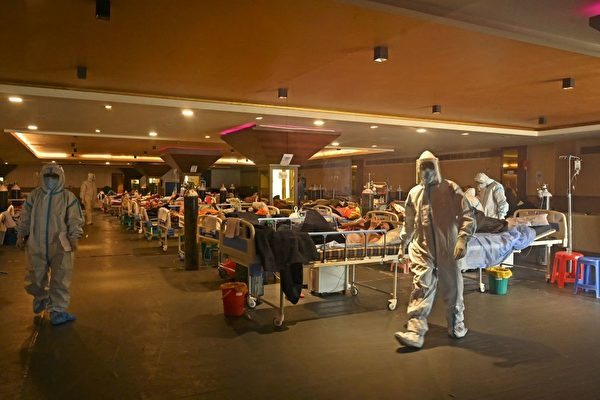 「世界藥房」印度疫情大爆發 或致德國缺藥