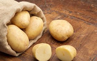 马铃薯有养胃的功效,也能改善胃炎、胃溃疡。(Shutterstock)