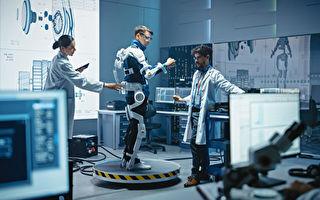 美军测试人工智能体外动力骨骼系统
