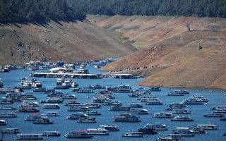 太浩湖嚴重乾旱 夏季將管制船隻航行