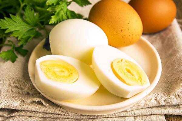 長期不吃早餐傷胃、傷心腎,但也別亂吃,雞蛋就很適合當早餐。(Shutterstock)