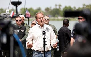 德州将就边境危机再度起诉拜登政府