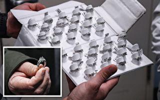 價值10萬美元 紐約售票員撿到珠寶速歸還