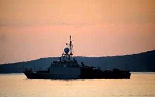 印尼潜艇沉没 疑被一股不可见力拽入深水