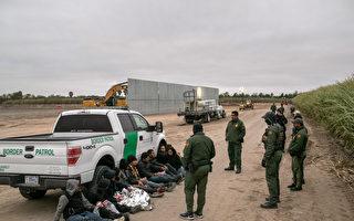 4月有4.2萬非法移民 逃脫拘捕進入美國