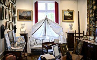 组图:奥塞纳特拍卖行展示拿破仑家族遗物