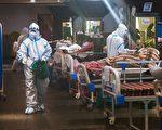 【疫情5.1】印度日增病例超40万再破纪录