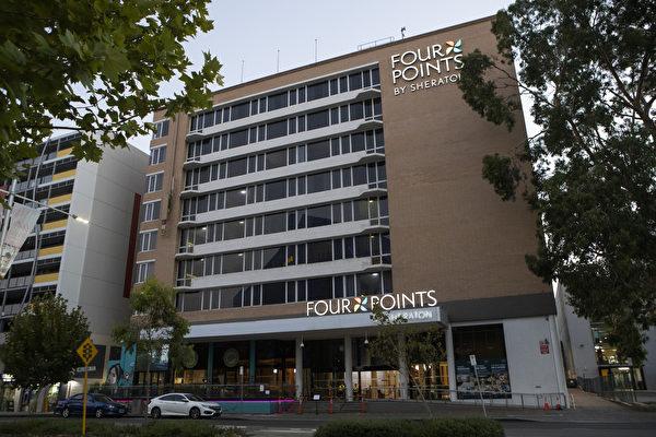 """病毒传染风险高  西澳两""""隔离酒店""""资格被取消"""