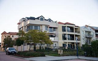 一季度珀斯公寓銷量增58% 創8年來最高紀錄