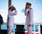 美印太司令交接 台海軍司令劉志斌受邀出席