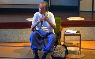 台灣詩人管管跌倒昏迷辭世 享壽92歲