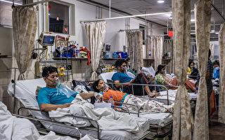 印度疫情雪上加霜 患者惊现可怕毛霉菌感染