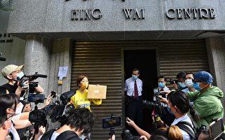 香港法轮功学员抗议大公报诬蔑 促撤文并道歉