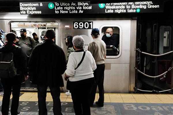 纽约地铁5月17日恢复24小时运行