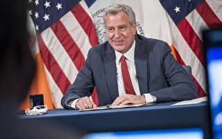8萬紐約市府雇員週一返回辦公室