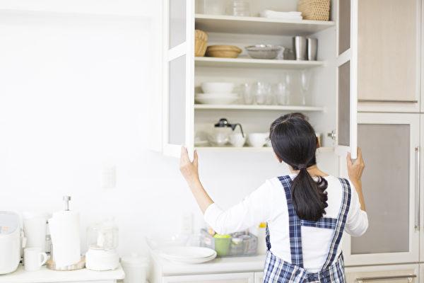 收纳, 橱柜, 厨房