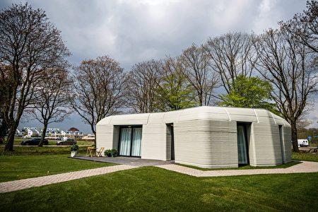五天建成 荷蘭夫婦入住歐洲首個3D打印屋