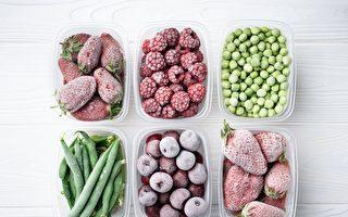 冷冻食品健康吗?许多人对此存有错误偏见