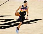 NBA布克率隊險勝雷霆 太陽居西區第一