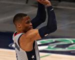 NBA威斯布魯克生涯第178次大三元