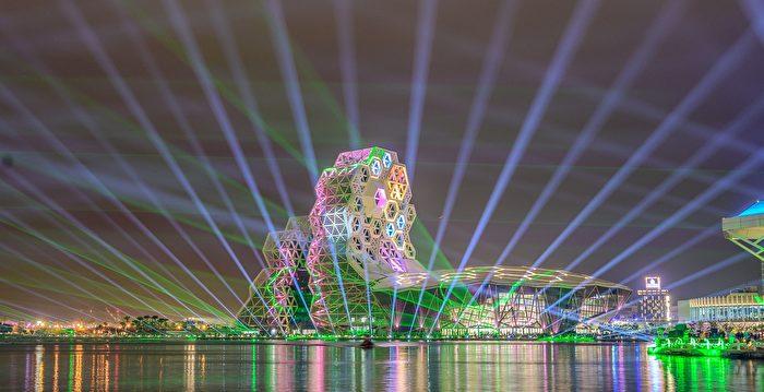 2022台灣燈會在高雄 首創雙主場規模最大