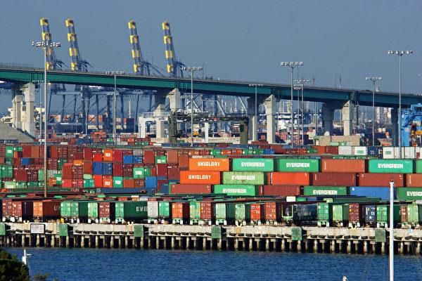 供应链中断引发行业危机 加州长滩港发警告