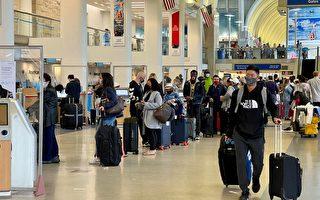 人們開始旅遊 LAX客流較去年大幅增長