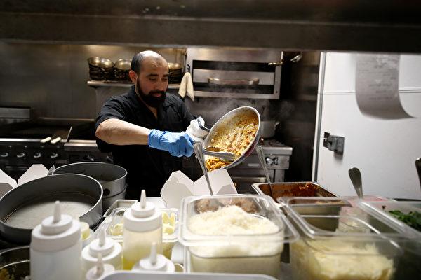 舊金山餐館可申請新一輪聯邦補助金