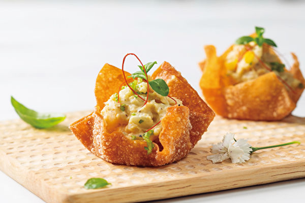蔬食料理升級版「南洋鷹嘴豆塔」顛覆你的想像