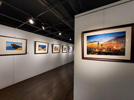 《東中校友六人攝影展》展出蕭國忠、顏炯彬、眭正國、張澤平、洪寶貴、楊玉玲等人的精采攝影作品計約50件。