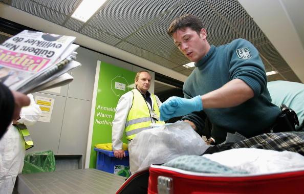 德国去年查获近四百万件假货 近70%来自中国