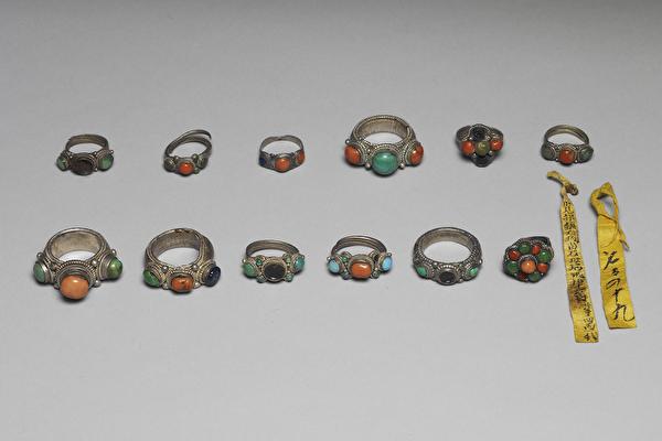 指上芳华 藏在戒指中的历史