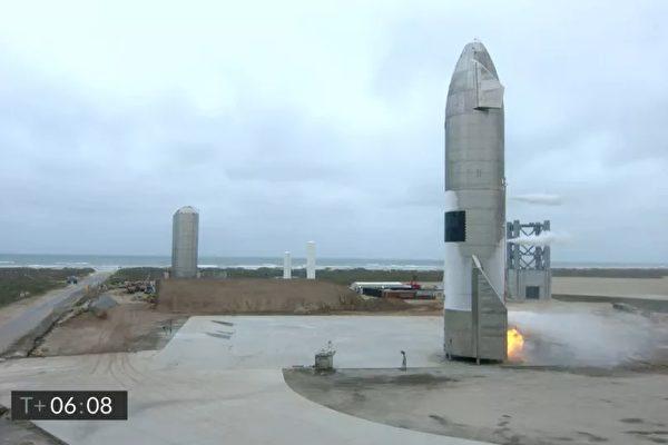 SpaceX星舰SN15万米高空试飞成功