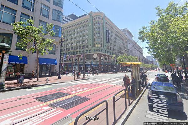 舊金山兩亞裔女遭刺傷 犯罪嫌疑人已被逮捕