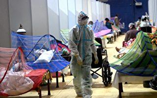 【疫情5.6】印度新病例及死亡数再破纪录