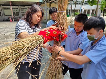 稻草人製作