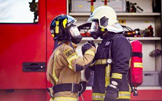 英國德比郡史上首現一對父女消防員