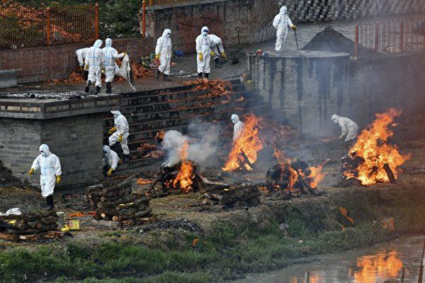 尼泊尔恐成下一个印度 疫情失控阳性率44%