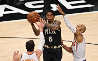 NBA威廉斯替补得分破1万3千分 史上第一