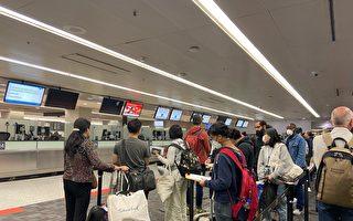 在多伦多机场出示假病毒测试证明 两人受重罚