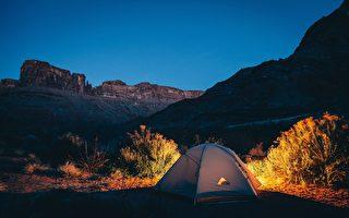 失踪半年?女子大峡谷中搭帐篷吃草自愿隐居
